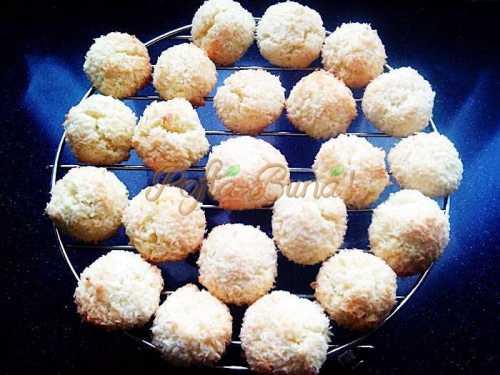 Fursecuri cu nuca de cocos-Inocentiu L