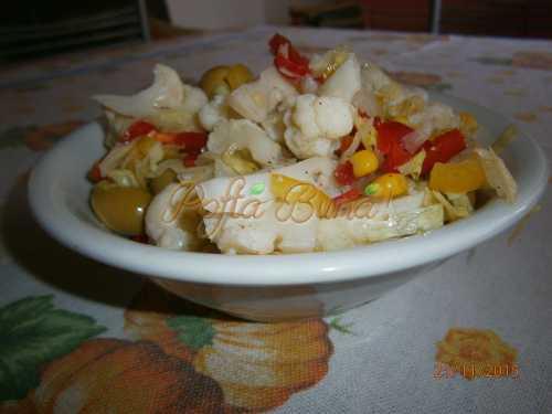 Gavriluta Alexandra - Salata de conopida de post