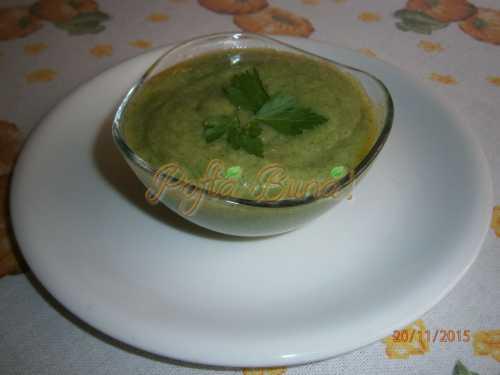 Gavriluta Alexandra - Supa crema de broccoli
