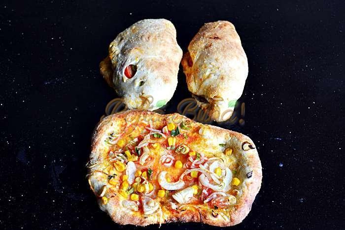Pizza de post pofta buna cu gina bradea 5 - Pizza de post