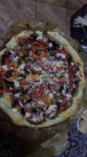 Tania Ionescu - Pizza