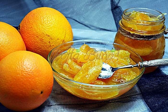 Dulceata de portocale felii confiate pofta buna cu gina bradea 5 - Dulceata de portocale felii