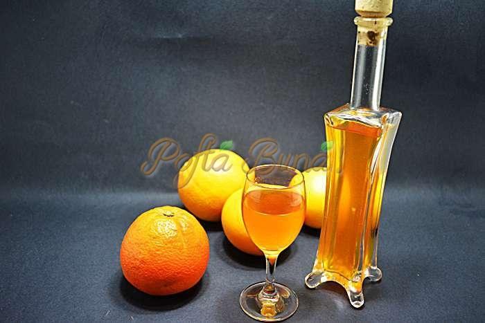 Lichior de portocale arancello pofta buna cu gina bradea 1 - Lichior de portocale