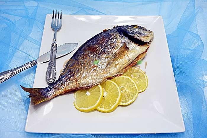Dorada la cuptor sau la tigaie 3 - Index retete culinare (categorii)