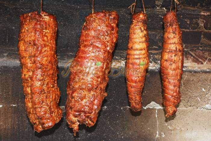 Muschiulet de porc afumat fiert pofta buna cu gina bradea 4 - Muschiulet de porc afumat