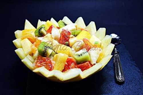 Salata de fructe ingrediente