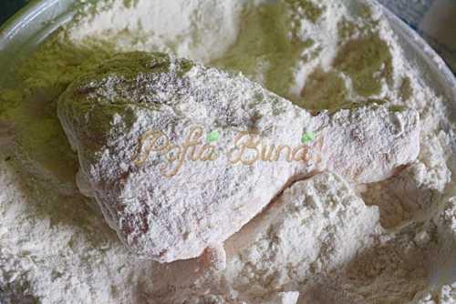 Pulpe de pui pane