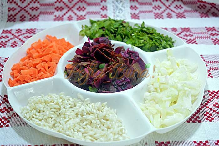 Ciorba de loboda, stevie sau urzici