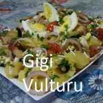 Salata de cartofi (de Gigi Vulturu)