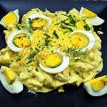 Salata de oua cu maioneza