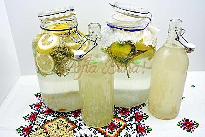 Socata cu sau fara drojdie miere orez stafide pofta buna cu gina bradea 2 - Socata cu sau fara drojdie reteta traditionala cu lamaie