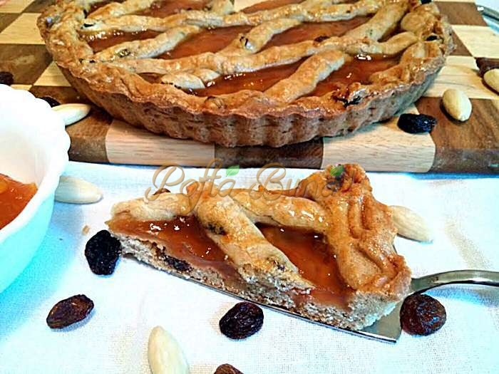 Linzer torte tarta linzer pofta buna cu gina bradea 3 - Tarta Linzer