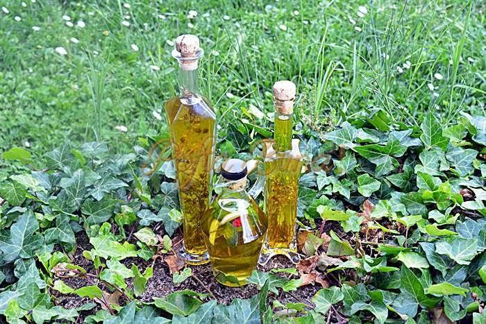 Ulei aromatizat reteta simpla