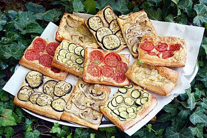 Aperitive rapide din foietaj cu legume pofta buna cu gina bradea 3 - Aperitive rapide din foietaj cu legume