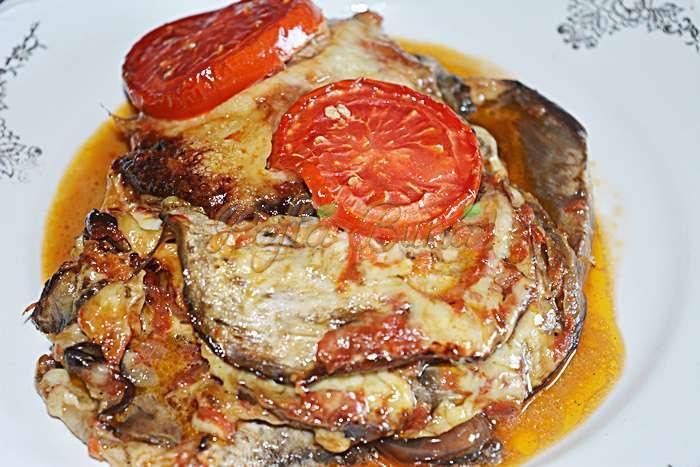 Parmigiana de vinete reteta clasica italiana pofta buna cu gina bradea 2 - Index retete culinare (categorii)