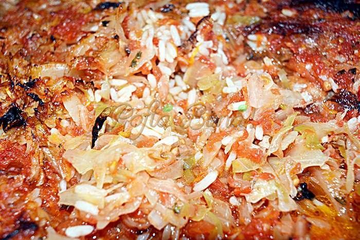 Sarmale sparte sau varza cu orez pofta buna cu gina bradea 1 - Sarmale sparte