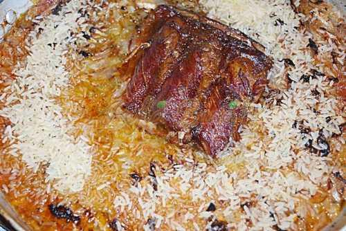 Sarmale sparte sau varza cu orez pofta buna cu gina bradea 4 500x334 - Sarmale sparte sau varza cu orez