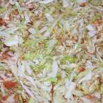reteta de Sarmale sparte sau varza cu orez