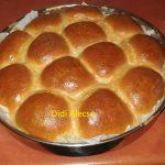 paine cu iaurt reteta pas cu pas 150x150 - Paine pufoasa de casa, cu iaurt