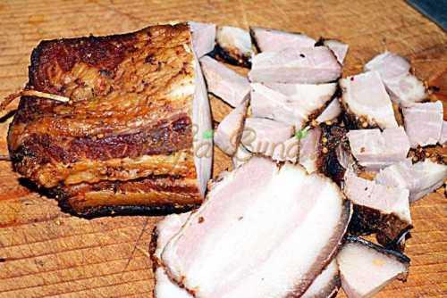 Reteta de ciorba ardeleneasca de cartofi cu afumatura si smantana pofta buna cu gina bradea 5 500x334 - Ciorba ardeleneasca de cartofi cu smantana si afumatura