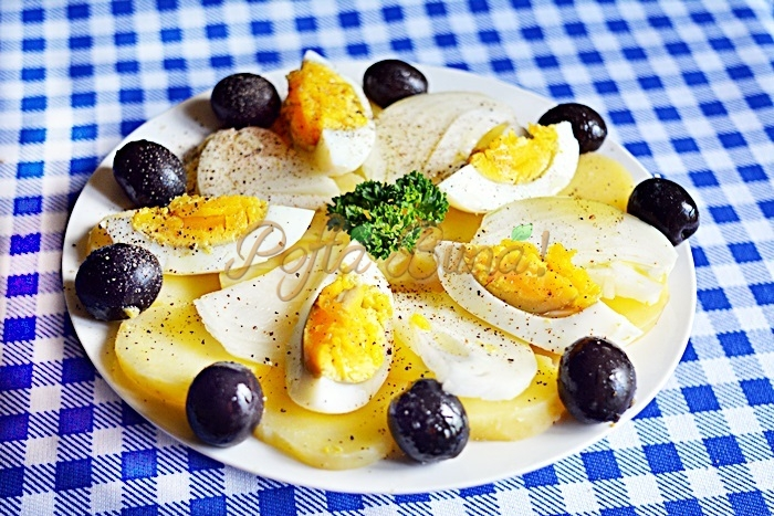 Salata orientala reteta pofta buna cu gina bradea - Salata orientala