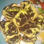 chec pufos Larisa Zamfir 150x150 - Chec pufos simplu (reteta veche, clasica, economica)