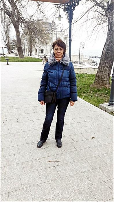 Vilman Cadir, o tataroaica din Romania alaturi de noi