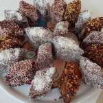 micaela trofin faghian 150x150 - Prajitura tavalita cu nuca si cocos - Lamington
