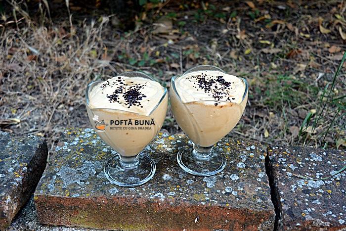 Inghetata de cafea reteta italiana coppa del nonno - Inghetata de cafea, Coppa del nonno, reteta italiana
