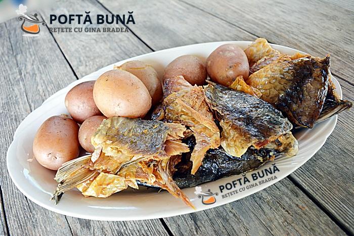 Malasolca reteta veche pescareasca dobrogeana lipoveneasca - Malasolca, reteta veche dobrogeana, lipoveneasca