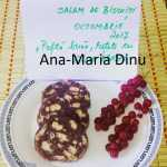 """Ana Maria Dinu 3 150x150 - Concurs pentru prietenii blogului """"Pofta buna, retete cu Gina Bradea"""""""