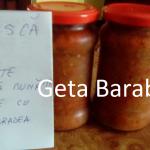 """Geta Barabula 150x150 - Concurs pentru prietenii blogului """"Pofta buna, retete cu Gina Bradea"""""""