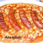 Iahnie mancare de fasole Ana Kezdi 150x150 - Iahnie, mancare de fasole cu carnati afumati (reteta traditionala moldoveneasca)