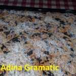 Prajitura raioasa Adina Gramatic 150x150 - Prajitura raioasa, cu gem si aluat fraged razuit