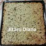 Prajitura raioasa J Diana 150x150 - Prajitura raioasa, cu gem si aluat fraged razuit