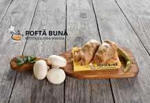 Sarmale de post cu ciuperci si varza, reteta traditionala moldoveneasca
