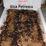 Gica Petrescu Tiramisu fara oua 150x150 - Gatim gustos cu Gina Bradea, concurs decembrie 2017