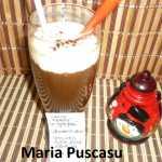 Maria Puscasu Caffe frappe cu inghetata 150x150 - Gatim gustos cu Gina Bradea, concurs decembrie 2017