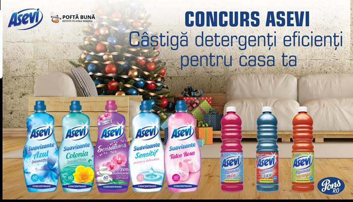 concurs ASEVI - Concurs de Craciun cu Asevi