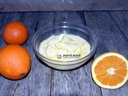 Crema de unt cu serbet, reteta veche de cofetarie