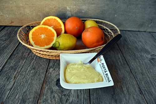 Cum se face serbetul de portocale sau lamaie, reteta veche