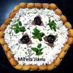 Tort tiramisu cu portocale Mirela Jianu 150x150 - Tort Tiramisu cu portocale, fara oua, reteta rapida