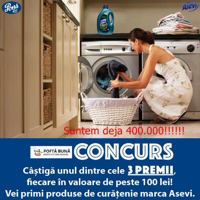 ASEVI FB concursuri parteneri varianta2 e1516975274622 - Concurs de Paste cu produse de curatenie de la Pons-Asevi