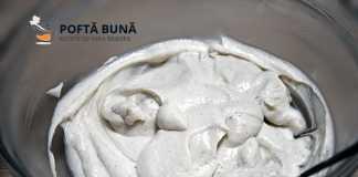Cum se face frisca naturala vegetala, din crema de cocos