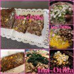 drob mozaic de pasare 1 150x150 - Reteta de drob mozaic din carne si ficat de pui sau curcan