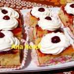 Savarine la tava Ana Kezdi 150x150 - Savarine la tava, cea mai simpla reteta, reteta de cofetarie