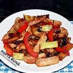 Sote de carne cu legume la tigaie, reteta rapida