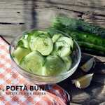 Salata de castraveti cu marar si usturoi reteta simpla 150x150 - Salata orientala - reteta cu oua fierte si ceapa verde