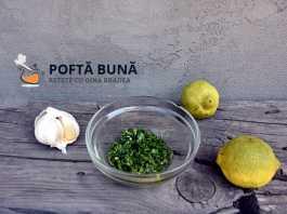 Gremolada, condiment sau sos, reteta italiana