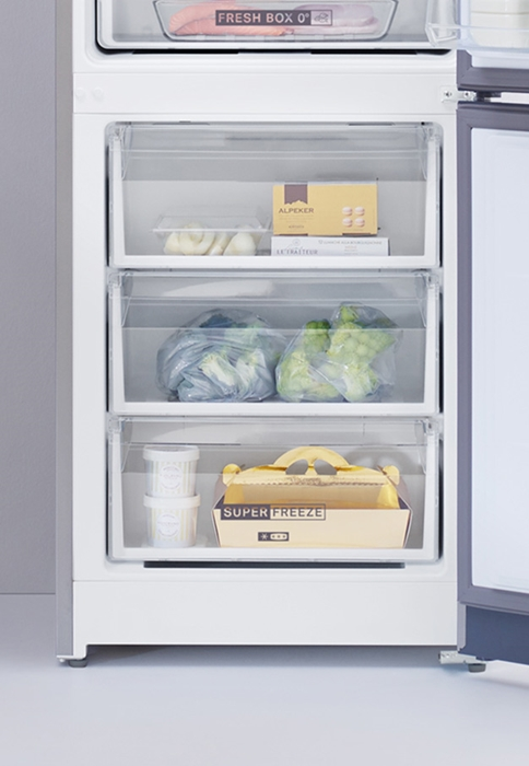 Combina frigorifica Fresh No Frost de la Whirlpool
